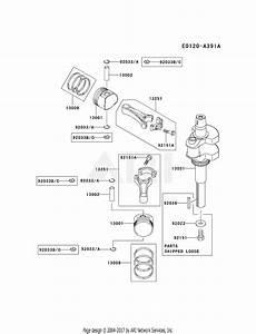Oz 1385  Kawasaki 721v Engine Diagram