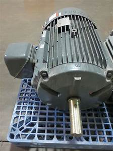 Emerson Us Electric Motor 50 Hp 1785 Rpm 3 Phase A50p2c