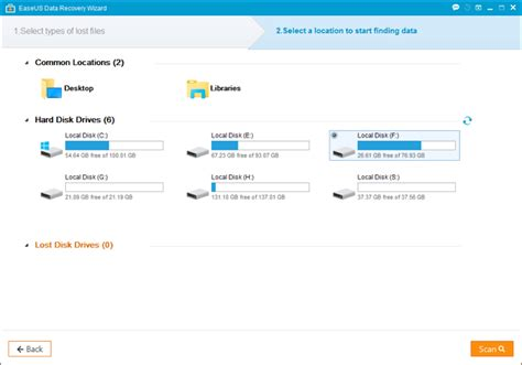 easeus data recovery wizard free software downloads