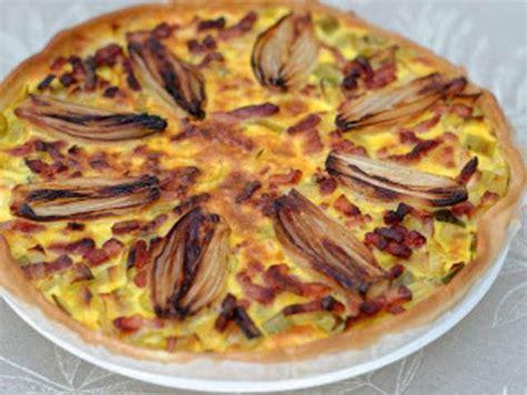 ma cuisine et vous recettes de tarte aux poireaux et lardons