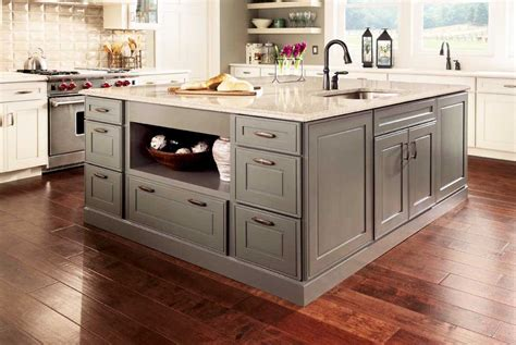 kitchen islands with storage and seating kitchen island with storage ideas home improvement 2017 9478