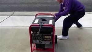 Generac 5000 Watt Generator For Sale