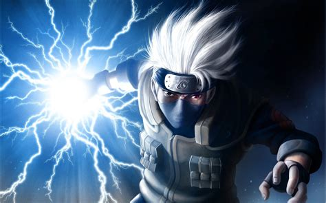 Anime Pictures Wallpaper Kakashi - hd wallpaper and background image 2093x1307