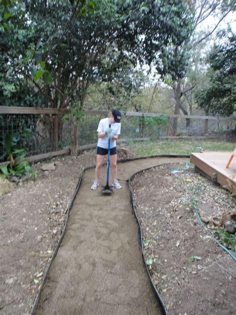 crushed granite pathways 69 best images about xeriscape landscape ideas on