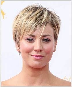 Short And Sassy Haircuts For Fine Hair Hairstyle For