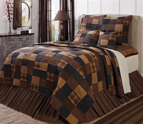 Patriotic Patch Quilt & Bedding by Victorian Heart