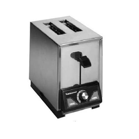 toastmaster tp209 120v 2 slot commercial pop up