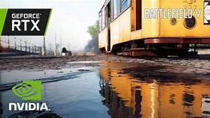 Battlefield V  Ray Tracing Cinematic Compilation  U2013 Geforce