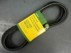 John Deere Primary 48 U0026quot  Mower Deck Belt M110312 Lx 172 173