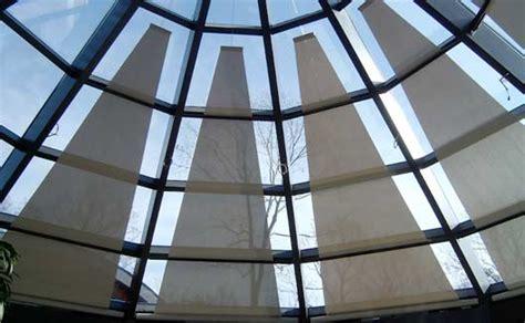 skylight shades installer   nyc shading systems