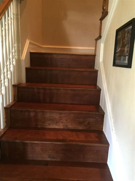 vinyl plank flooring stairs 23 best images about stairs on pinterest vinyl planks