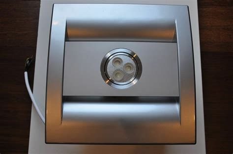 Bathroom Exhaust Fan With Led Light by Bathroom Exhaust Fan Silent Series 85 Cfm Led Light