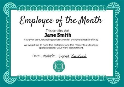 personalize  large selection  employee   month