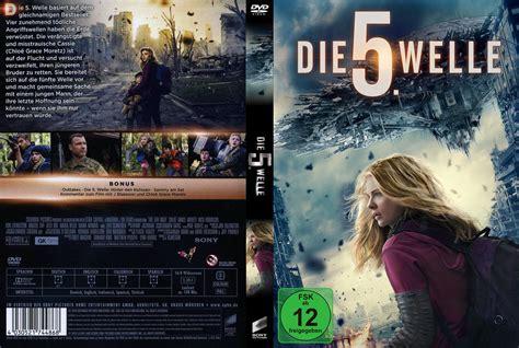 Die 5 Welle  German DVD Covers