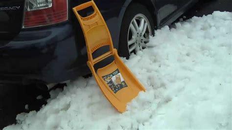 true temper autoboss  traction aid snow tools youtube