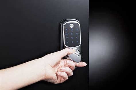 digital door lock yale digital lock secure keyless door lock lockcentre