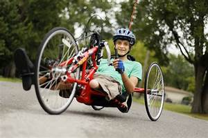 Recumbent Ride Expands Opportunities For Amputee