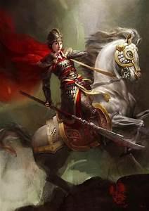 Asian female warrior | Warriors | Pinterest | Female ...