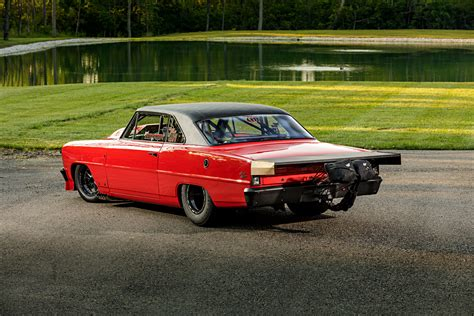 This Just May The Baddest Chevy Nova Planet