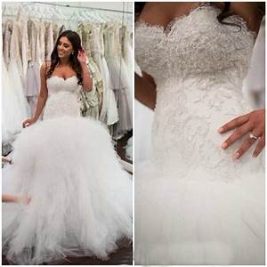 dropped waist ball gown wedding dress 2015 vestidos de With drop waist ball gown wedding dress
