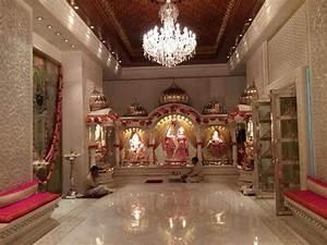 Pooja Room at Antilles ? Mukesh Ambani ' s home. | Ideas ...