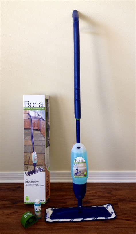 Bona Stone, Tile & Laminate Mop Review