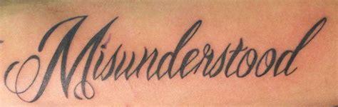 latest misunderstood tattoos find misunderstood tattoos