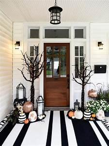 31, Halloween, Front, Porch, Decor, Ideas