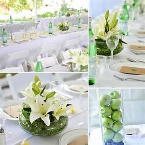 Décoration De Mariage Pas Cher : decoration table de mariage pas cher le mariage ~ Teatrodelosmanantiales.com Idées de Décoration