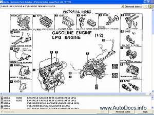 Mazda General Rhd Parts Catalog Order  U0026 Download