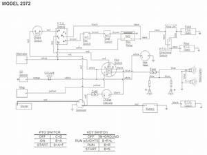 Cub Cadet 2182 Wiring Diagram