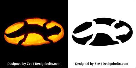 easy halloween pumpkin carving stencils ideas