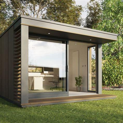 Backyard Shed Office by Best 25 Outdoor Office Ideas On Backyard