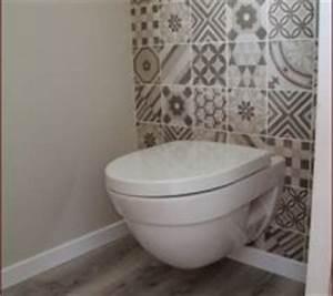 photos et idees wc mur peinture 606 photos With quelle couleur pour les wc 6 quel eclairage pour les toilettes
