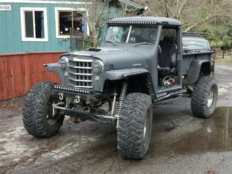 lifted jeep truck 431 best images about jeeps on pinterest jeep pickup