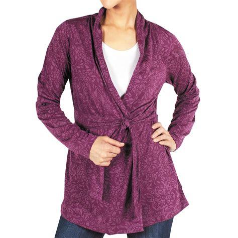 wrap sweater cardigan exofficio aza wrap cardigan sweater dri release