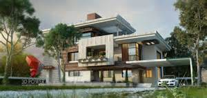 Simple Architectural Designs For Bungalows Ideas by 3d Animation 3d Rendering 3d Walkthrough 3d Interior
