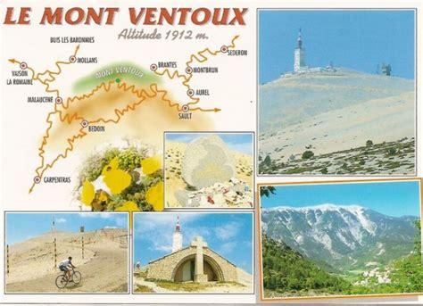 le mont ventoux 84 cartes postales