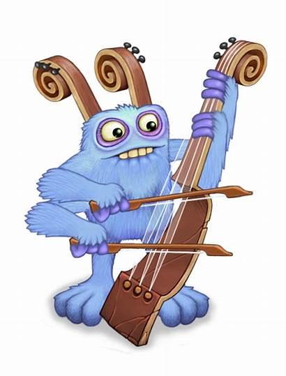 Bowgart Monsters Singing Mysingingmonsters Monster Min Fandom