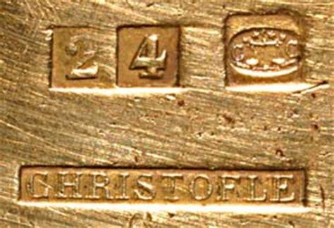 french  belgian copper  brass marks