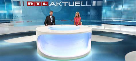 """We did not find results for: """"RTL aktuell"""" im neuen Gewand"""