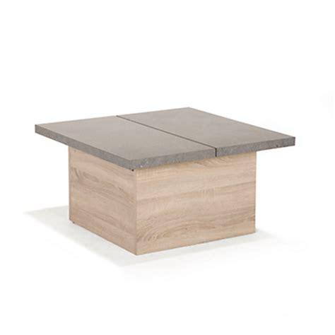 alinea canape rallonge pour table basse milo milo consoles tables