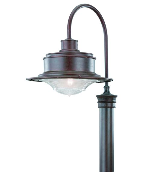 outdoor decorative pole lights troy lighting p9394 south street 1 light outdoor post l