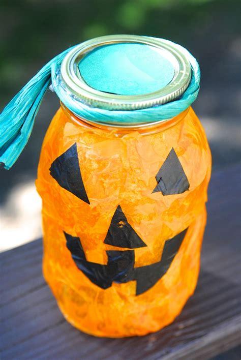 quick halloween craft ideas  kids making lemonade