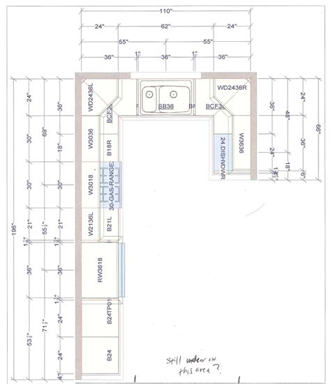 remodel kitchen island l shaped kitchen layout with perpendicular dishwasher