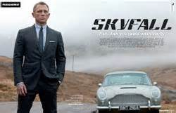 Resume 007 Skyfall by Actualit 233 Bond 007