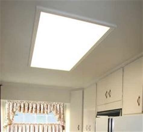 how to replace fluorescent lighting with a pendant fixture
