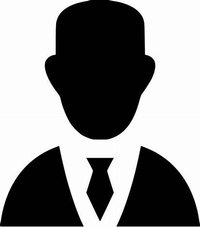 Icon Person Transparent Icons Business Background Clipart