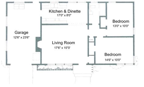 one two bedroom house plans free small house plans for ideas or just dreaming