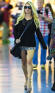Jessica Simpson Post Baby Body: Wow - The Hollywood Gossip